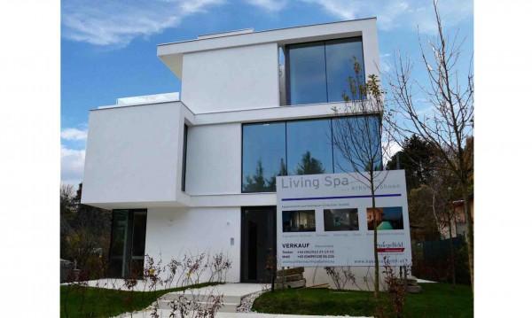 Mehrfamilien Haus – Schüco, Kaasgrabengasse 1190 Wien