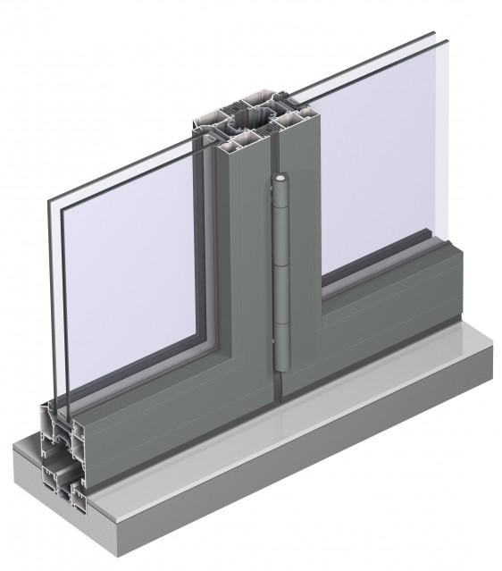 cf77 reynaers Fenster