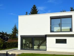 Einfamilien Haus – Alumil, Wien